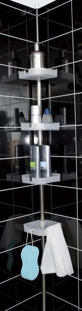duschhyllor utan skruv