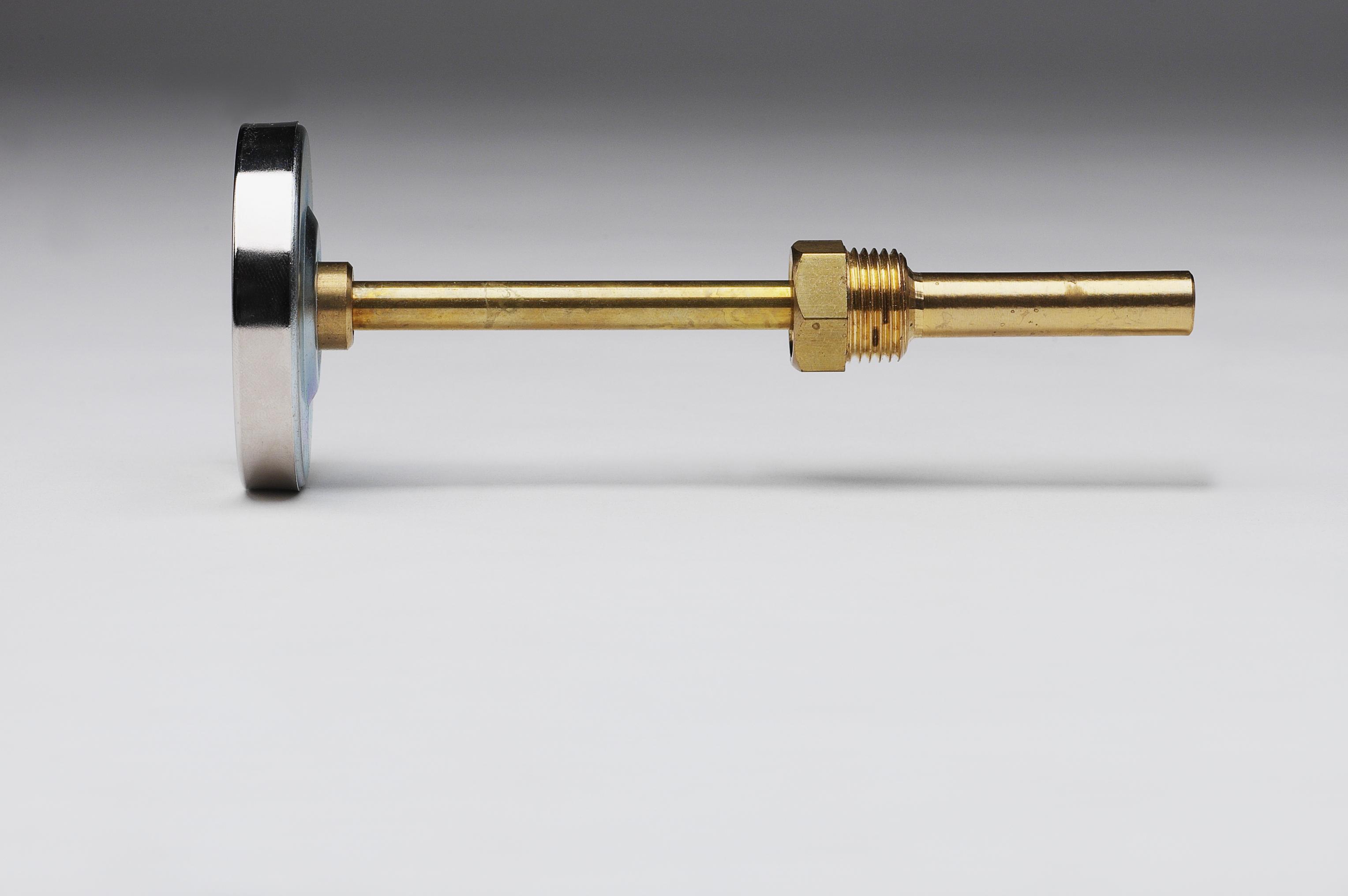Instickstermometer 100mm Hals 0 120°C